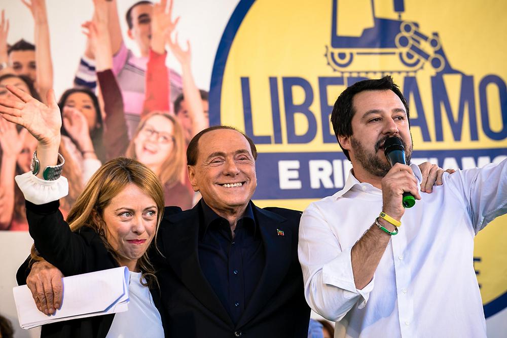 Camouflet à l'oligarchie en Italie