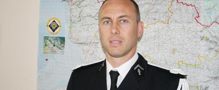 Arnaud Beltrame, l'héroïque gendarme de l'attaque de Trèbes