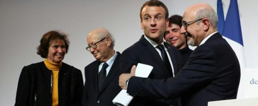 Pamphlets antisémites de Céline: Macron plutôt contre une réédition, mais refuse la censure