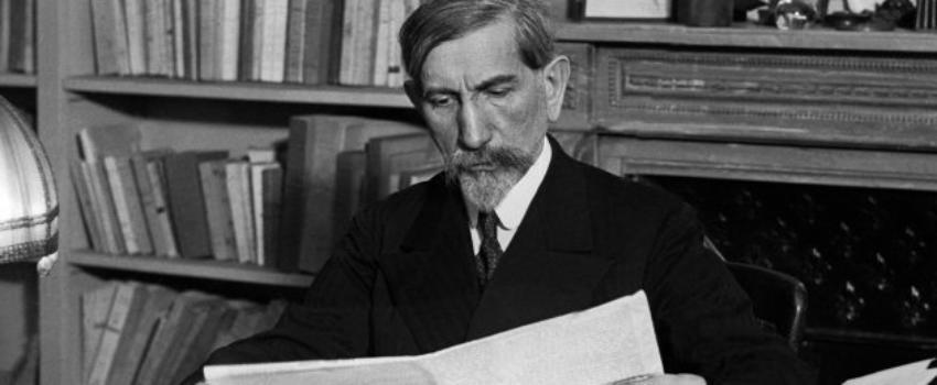 Charles Maurras: tout le monde en parle, personne ne le lit. N'est-ce pas, Claude Askolovitch?