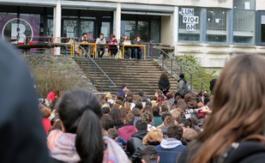 Université Rennes-II: «Dégage de ma fac sale facho», une étudiante contre la grève agressée après uneAG