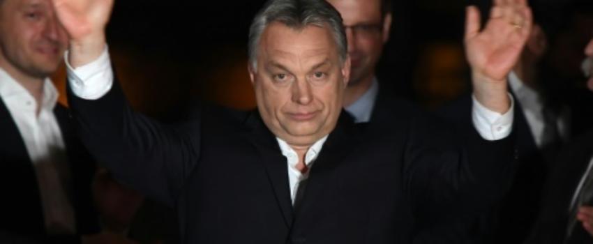 Hongrie: quatre ans de plus aux commandes pour le souverainisteOrban