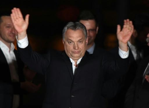 Victor Orban remprte les élections en Hongrie
