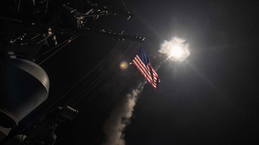 Les frappes en Syrie, ou beaucoup de bruit pour rien