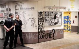 Occupation de Tolbiac: enquête ouverte pour dégradations en réunion