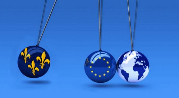 La monarchie contre l'UE