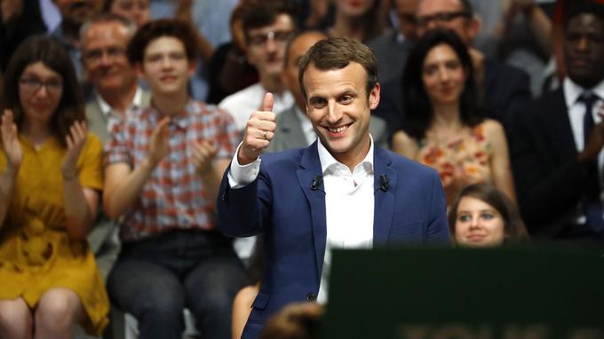 Le financement de l'élection présidentielle de Macron
