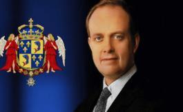 Le prince Jean de France fête aujourd'hui son 53ème anniversaire