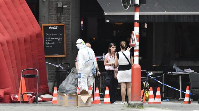 Le terrorisme islamisme en Belgique