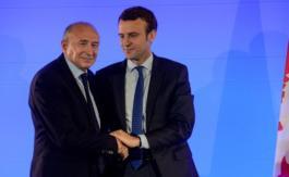 Campagne de Macron: enquête sur le rôle de Lyon, fief de Collomb