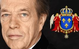 Aujourd'hui, Monseigneur le comte de Paris fête son 85ème anniversaire