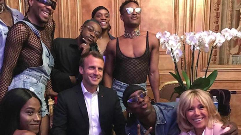Le président Macron? Appelez-le Manu!