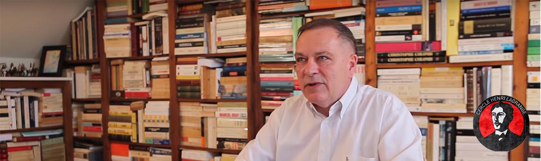 Le nationalisme français : son histoire et ses figures ; entretien du Cercle Henri Lagrange avec Philippe Conrad :