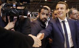 Affaire Benalla: Macron au cœur de la tempête