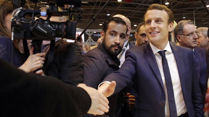 L'Affaire Benalla, crise chez Macron