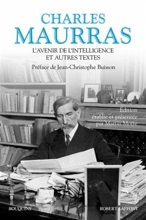 Lza reeditiojn de Maurras