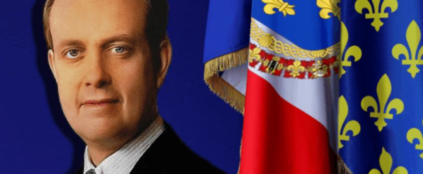 Jean d'Orléans, comte de Paris: «Je veux aller àla rencontre des Français»