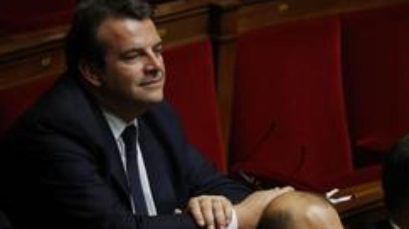 Le député LaRem Thierry Solère placé en garde à vue pour soupçons de fraude fiscale