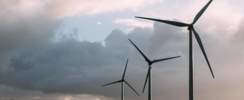 Éoliennes: 30 millions de tonnes de béton pour sauver la biodiversité