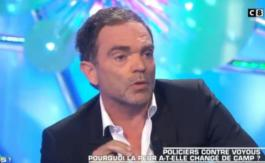 Les Terriens du samedi! : Yann Moix s'en prend àla police, un syndicat va porter plainte