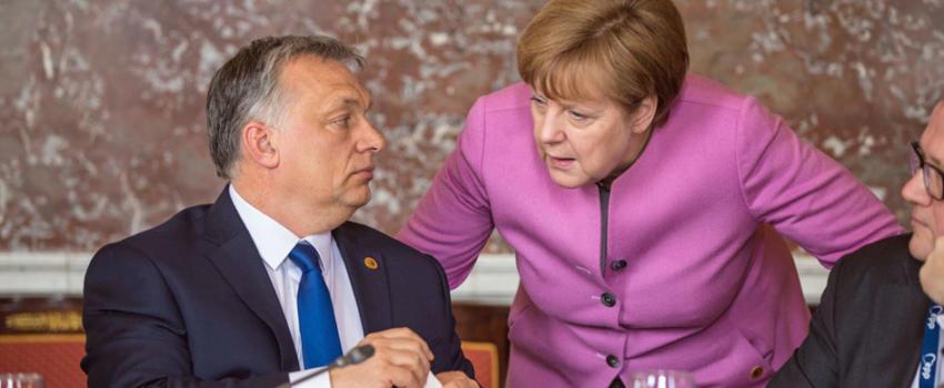La guerre des deux Europe
