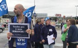 En Bretagne, deux salariés licenciés pour avoir refusé de travailler le dimanche