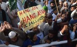 Pakistan: la chrétienne Asia Bibi, condamnée à mort pour blasphème, finalement acquittée