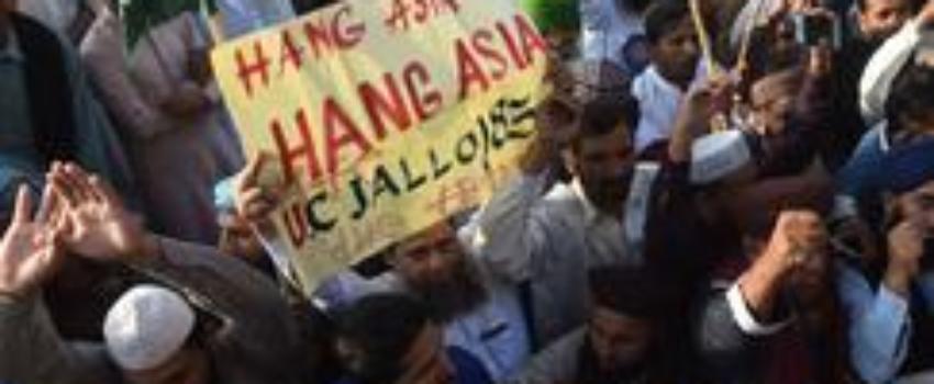Pakistan: la chrétienne Asia Bibi, condamnée àmort pour blasphème, finalement acquittée