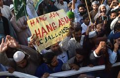 La chrétienne Asia Bibi acquitée au Pakistan