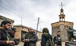 La répression kurde s'abat sur les chrétiens dans le Nord de laSyrie