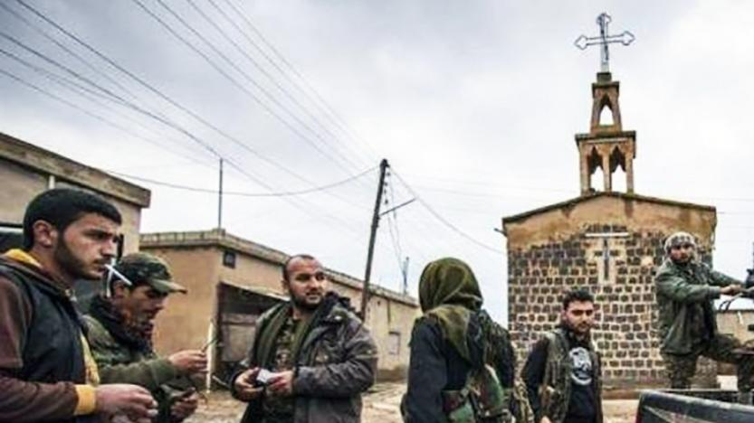 La répression kurde s'abat sur les chrétiens dans le Nord de la Syrie