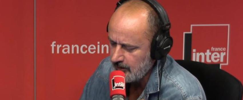 «Daniel Morin est dans le Camp du Bien, ses papiers d'humoriste sont enrègle!»