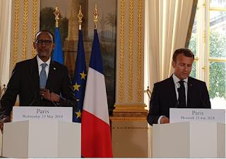La France se couche devant le Rwanda