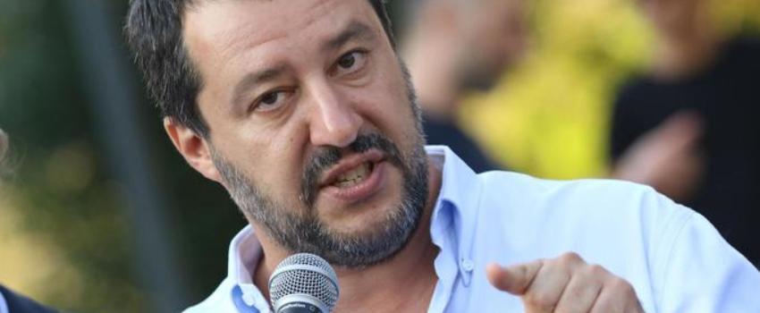 Migrants: Salvini attend des «réponses claires» de Paris après un «incident» àla frontière