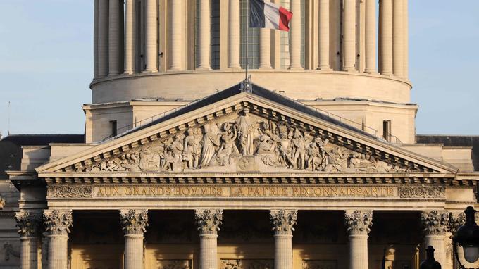 Pantheon et les héros