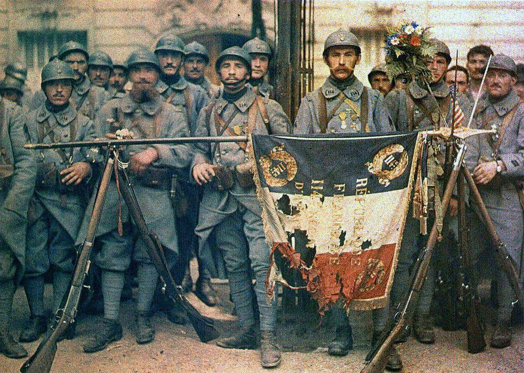 Grande guerre 1914-1918 victoire