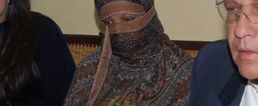 Au Pakistan, la chrétienne Asia Bibi estlibre