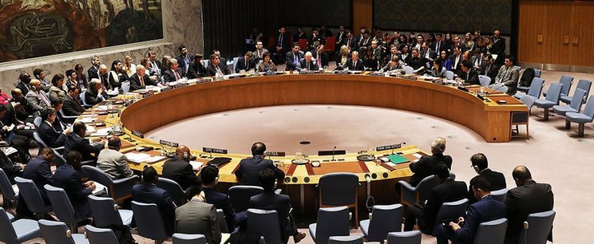 Conseil de sécurité de l'ONU: Berlin propose de transformer le siège de la France en siège del'UE