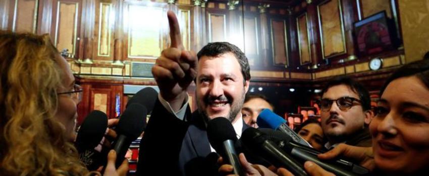 L'Italie adopte la controversée loi anti-migrants de Matteo Salvini
