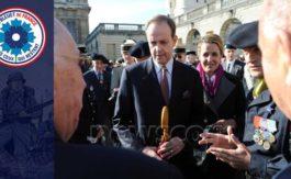 Le prince Jean de France rend hommage aux héros de la Grande Guerre
