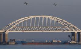 Tension en mer d'Azov: Moscou s'empare de trois navires ukrainiens