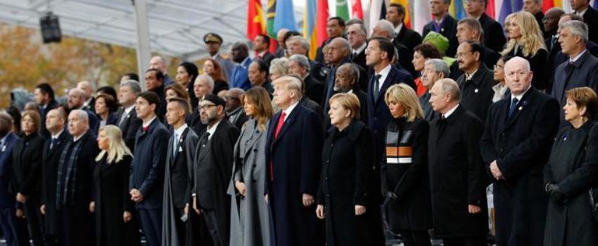 Commémoration du 11 novembre: la Serbie injustement humiliée