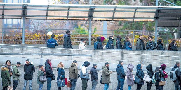 Sondage sur l'immigration