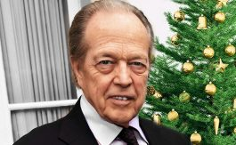 Message de Noël de Monseigneur le comte deParis