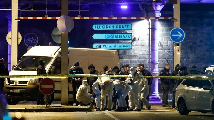 Le terroriste islamiste de Strasbourg abattu par la plice