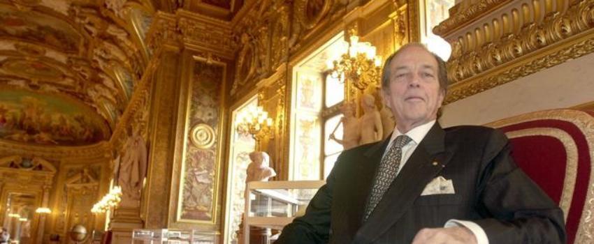 Le comte de Paris Henri d'Orléans estmort