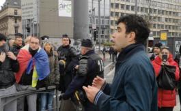 Gilets jaunes: un avocat interpellé àNancy pour avoir incité des manifestants àse «rebeller»