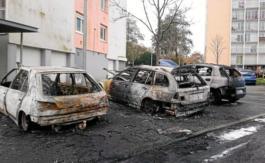 Voitures brûlées à la Saint-Sylvestre? Quand Castaner devient muet.