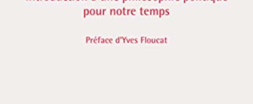 Livre: Actualité de Charles Maurras, d'Axel Tisserand
