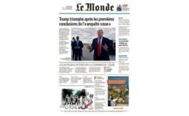 Faut-il prendre «Le Monde» au sérieux?